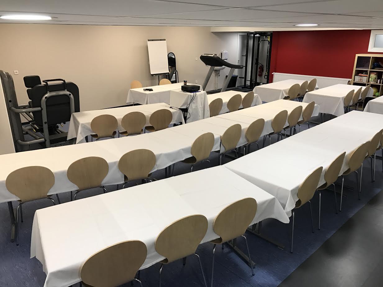 Salle de formation et infrastructures modernes