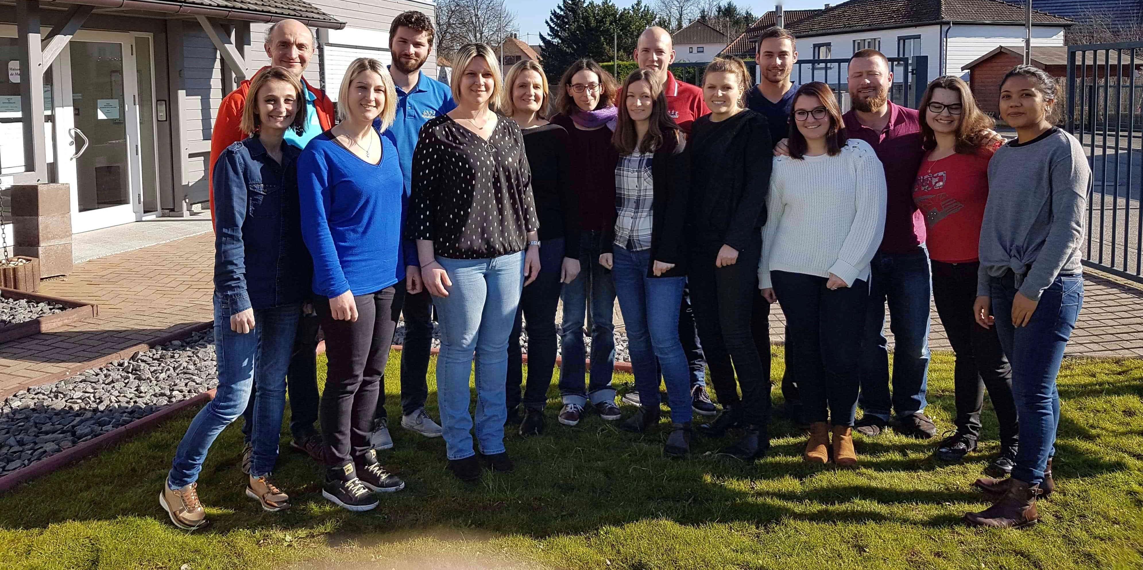 Les professionnels de notre Maison de Santé à Matzenheim